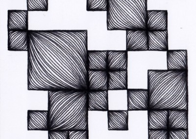 des petits et des grands carrés