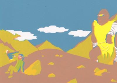 cordillère des Andes_ascension collossale