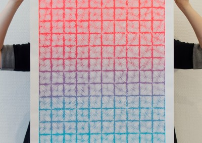 Texturing Lines _ Carrés