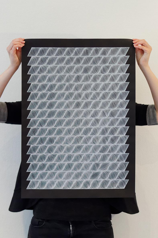 Texturing Lines _ Parallèlogrammes